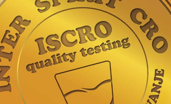 International Spirits Quality Testing – ISCRO 2017